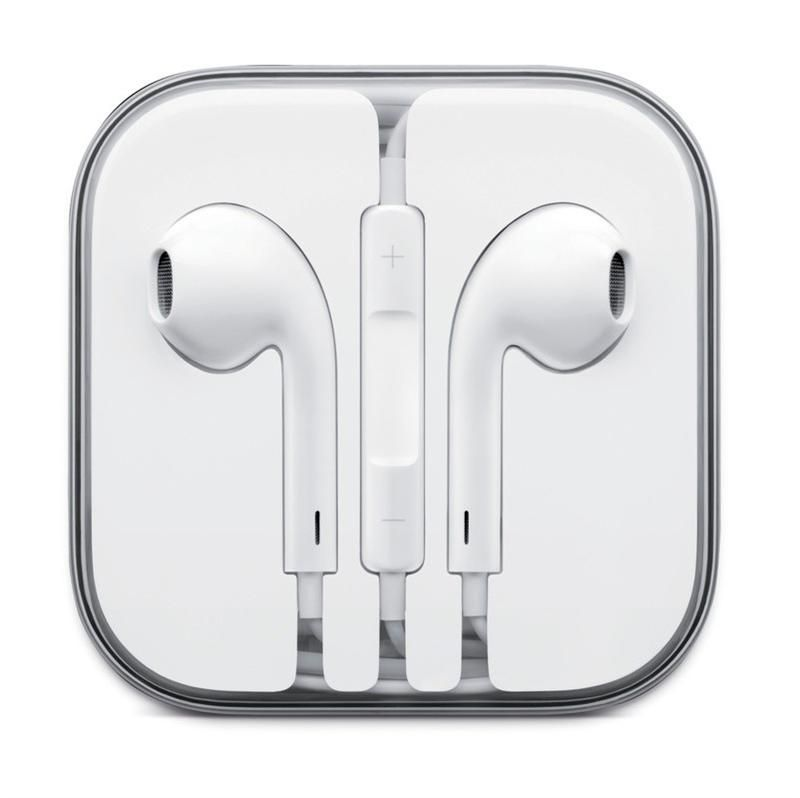Навушники ДУ Apple iPod EarPods with Mic Lightning MMTN2ZM/A в Дніпрі