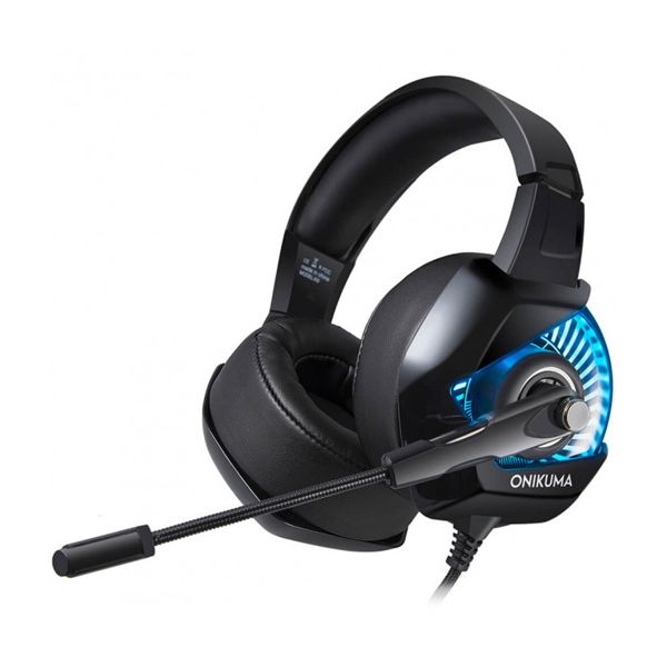 Навушники Onikuma K6 headset (Black-blue) в Україні