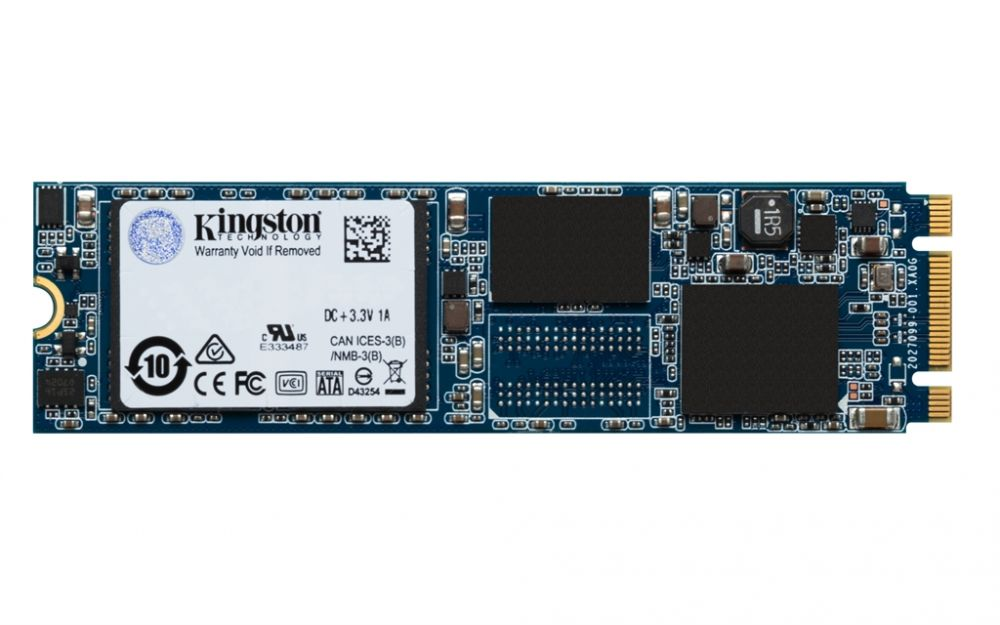 Вінчестер SSD M. 2 120GB Kingston UV500 520/320MB/s 2280 3D TLC (SUV500M8/120G) в Україні big №3