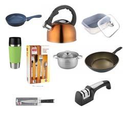 Посуд та комплекти