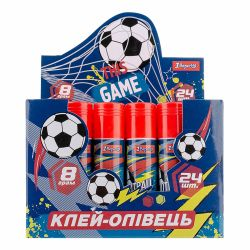 klei karandash 1veresnia 8h pva team football 5056137178612