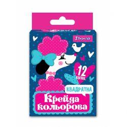 mel tsvetnoi 1veresnia kvadratnyi 12 sht. love xoxo 4823091908606 1