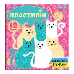 plastylyn 1veresnia 12 tsv. i am a cat ukrayna 4823091909054
