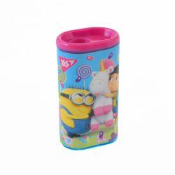 tochylka bochonok minions fluffy 5056137191109