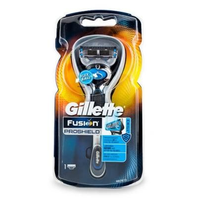 Бритва Gillette Fusion ProShield Chill з технологією FlexBall (7702018412846) в Україні