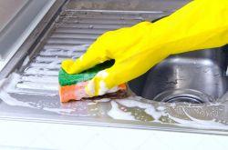 Для мийки та прибирання