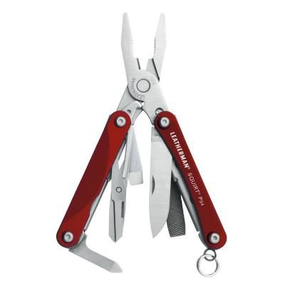 Мультитул LEATHERMAN Squirt PS4 (831227)  в Україні