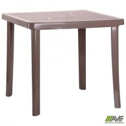 stol nettuno 80kh80 plastyk taup
