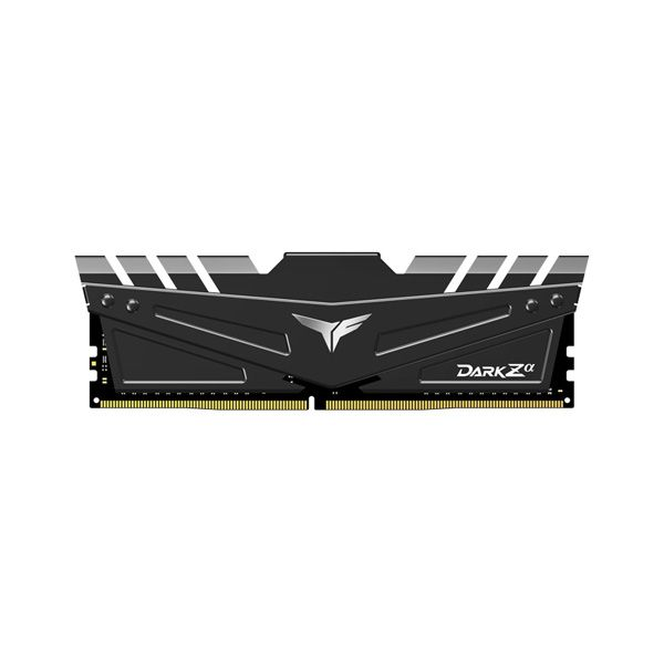 Модуль пам'яті DDR4 2x8GB 3600MHz Team Dark Za black C18-22-22-42 (TDZAD416G3600HC18JDC01) в Україні