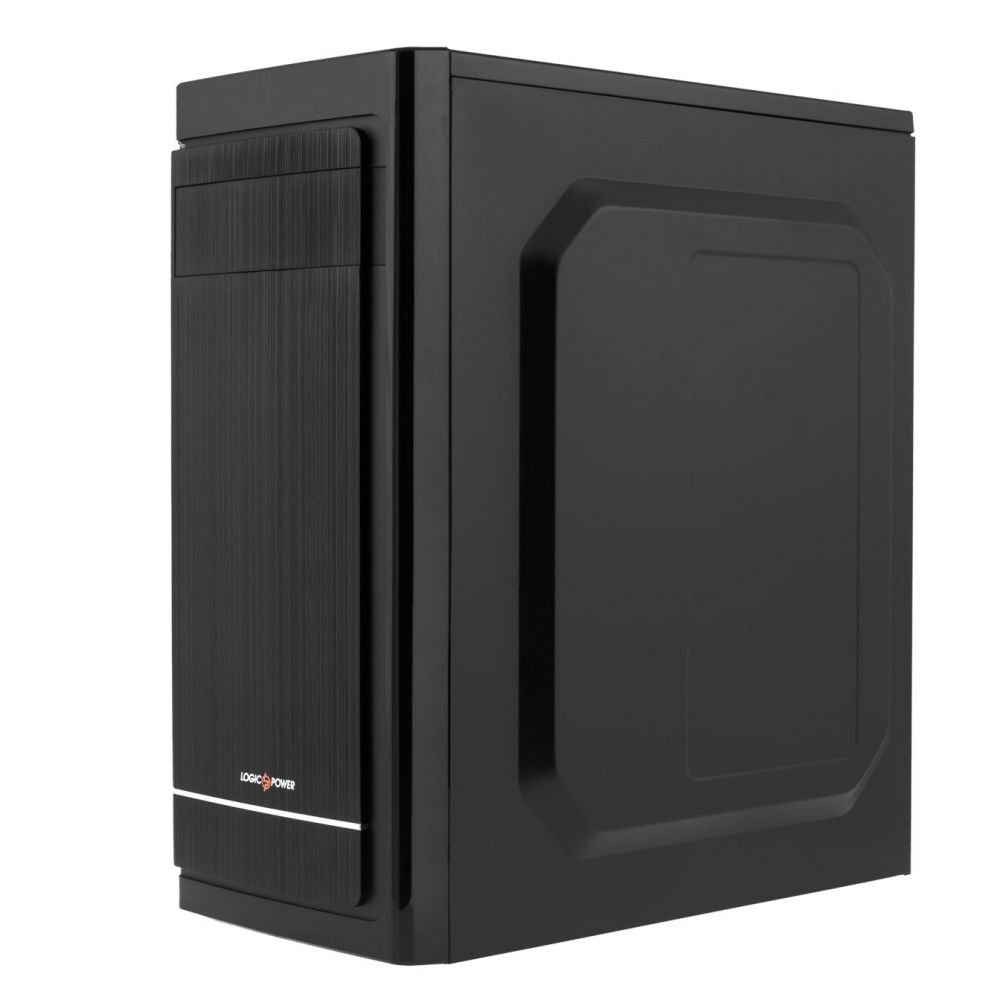 Корпус Logicpower 2006-400W 8см black case cover chassis в Україні