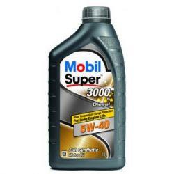 mobil mb 5w40 3000 die 1l
