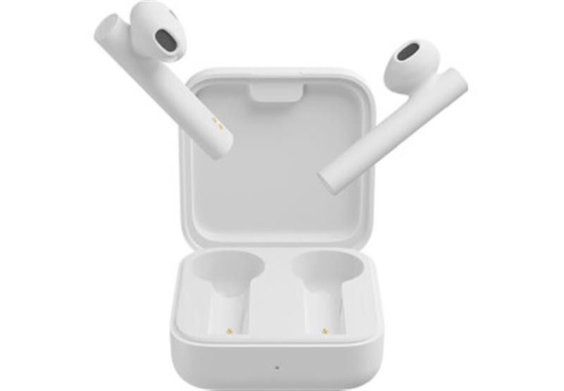 Bluetooth-гарнитура Xiaomi Mi True Wireless Earphones 2 Basic White Global в Україні