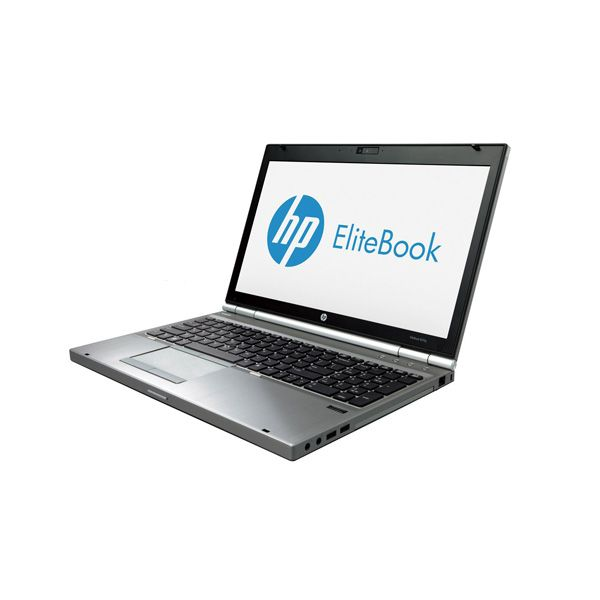 "Ноутбук HP EliteBook 8570p 15.6"" HD+ Intel Core i7 3520M 2900MHz 4MB (3nd) 2 ядра потоку 4 / 8 Gb So-dimm DDR3 / SSD 240 Gb Slim DVD-RW 1600x900 WSXGA 16:9 HD+ Intel HD Graphics 4000 DisplayPort NO WEB Camera Б. У. в Україні"