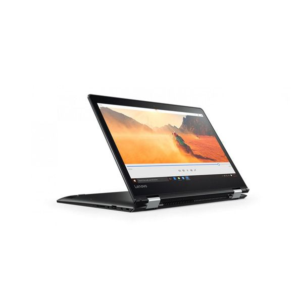 "Ноутбук Lenovo Yoga 510-14ISK White TouchScreen 14"" IPS Intel Core i5 6200U 2300MHz 3MB (6nd) 2 ядра потоку 4 / 4 GB So-dimm DDR4 / SSD 240 Gb Без ОДД 1920x1080 Full HD Intel HD Graphics 520 HDMI WEB Camera Б. У. в Україні"