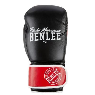 Боксерские перчатки Benlee Carlos 12oz Black/Red/White (199155 (blk/red/white) 12oz) в Дніпрі