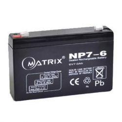 matrix np7 6