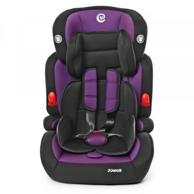 Автокресло El Camino Junior ME 1008 9-36 кг Purple (ME 1008 JUNIOR purple) в Україні