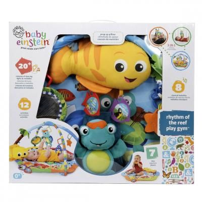 Детский коврик Baby Einstein Rhythm of the Reef (90649) в Україні