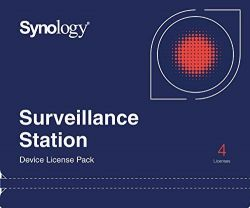 synology device license x4