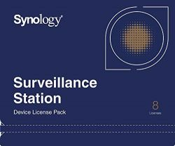 synology device license x8