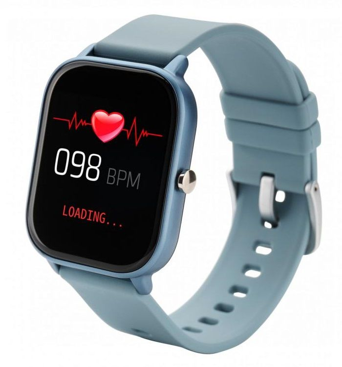 Смарт-часы Globex Smart Watch Me (Gray) в Україні